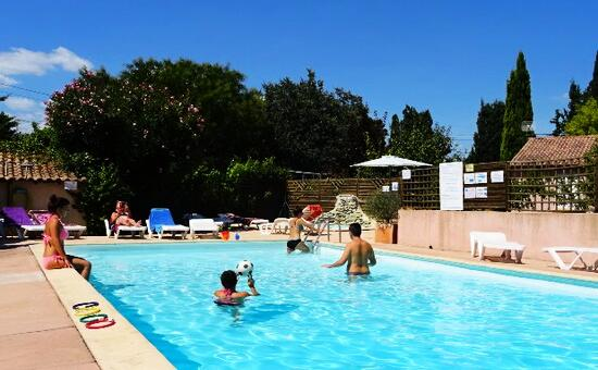Camping l'Olivier***
