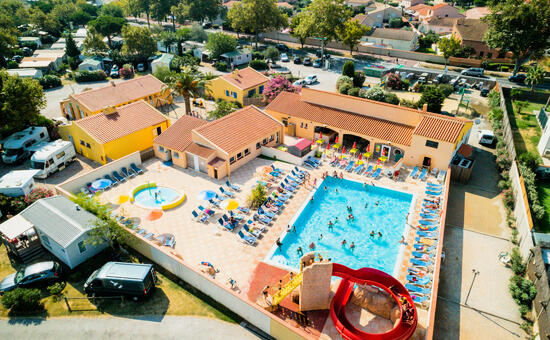 Camping Le Roussillon ****