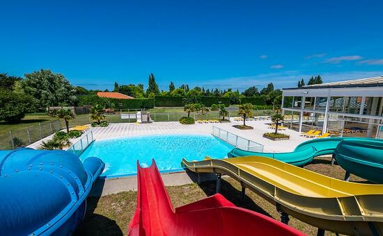 Camping les Amiaux ****